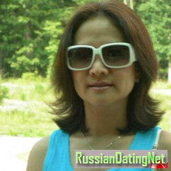 asian_russian_lady, Moscow, Russia